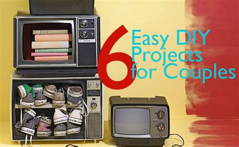 easy diy home projects 6 easy to do diy projects that won t ruin your