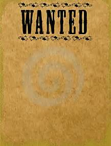 Word Vorlage Wanted Wanted Poster Template Pictures Images Photos Photobucket