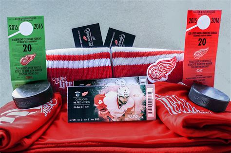 Red Wings Giveaways - register for wfxd s new red wings ticket giveaway