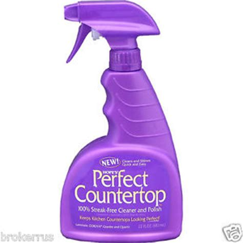 Best Cleaner For Corian S Countertop Cleaner Corian Granite Quartz 22 Oz Spray Ebay