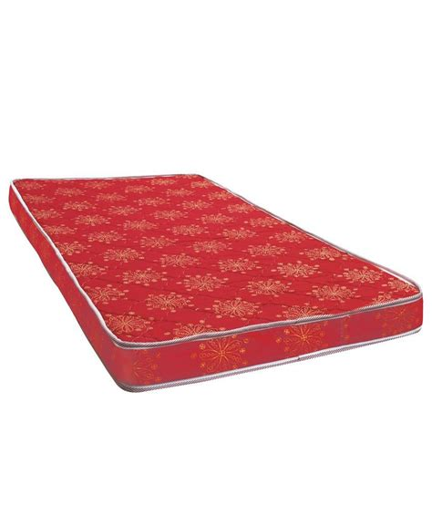 Cotton Mattress Price by Relaxwell Poly Cotton Single Mattress Buy Relaxwell Poly