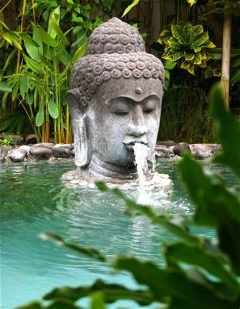 water features bali and buddha on pinterest