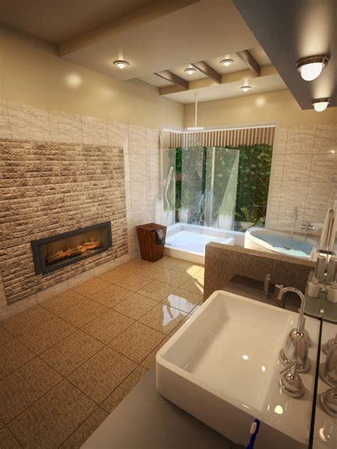 guest bathroom contemporary bathroom chicago modern baths modern bathroom chicago by amer adnan associates