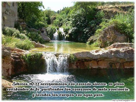 imagenes de paisajes biblicos naci para vencer paisajes con versiculos sobre el agua