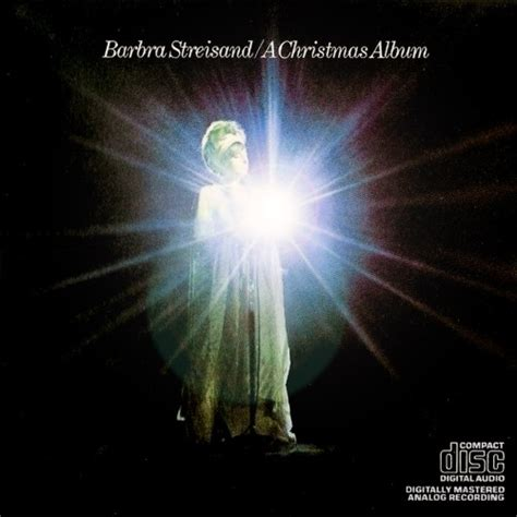 barbra streisand jingle bells song of the week jingle bells by barbra streisand