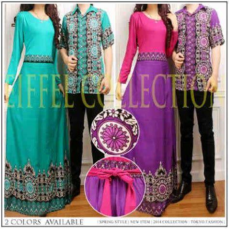 Set Dress Maxi Dan Kemeja Batik Pria Manikmaya Cp baju gamis muslim raswanti cp658