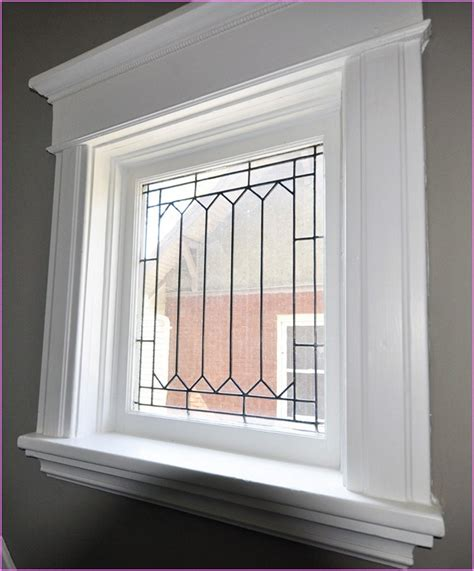 Interior Window Casing Styles by Interior Window Trim Styles Home Design