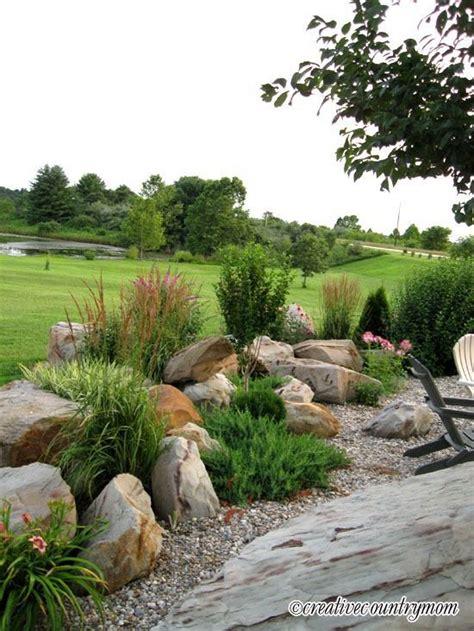 Backyard X Scapes Boulder Rock Best 25 Rock Retaining Wall Ideas On