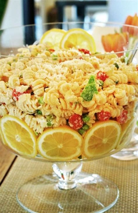 cold salad ideas pasta salad ideas round up food and beverages pinterest