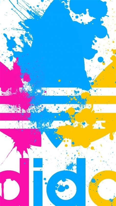 colorful addidas colorful adidas wallpaper for iphone cool hd wallpaper