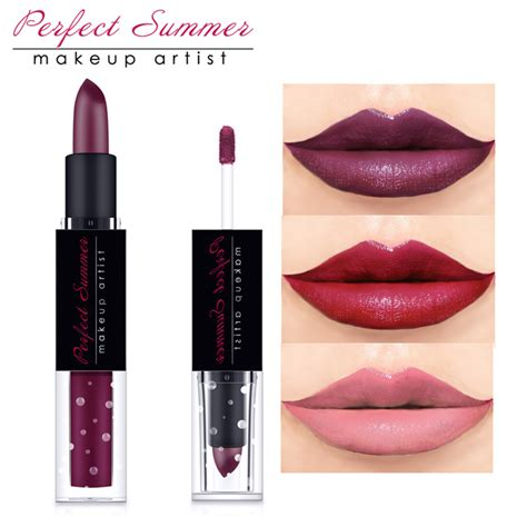 Lipstik Makeover Hi Matte lipsticks picture more detailed picture about summer high quality makeup non stick cup