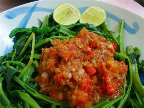 Solana By Sambal Mercon 2 Buah resep membuat plecing kangkung bali enak