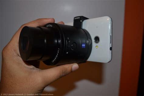 lensa kamera sony cyber qx10 mula dijual di malaysia berharga rm699 amanz