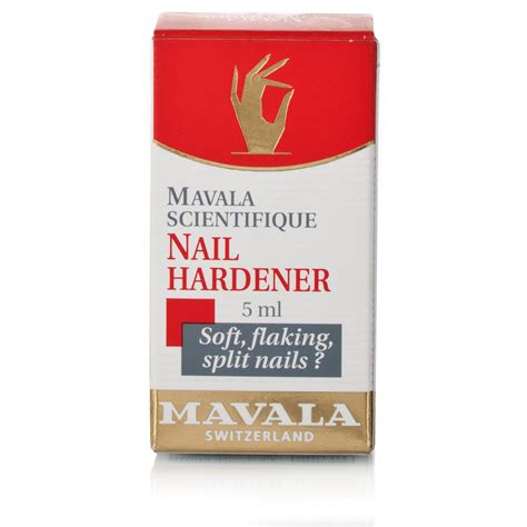 Nail Hardener by Mavala Scientifique Nail Hardener Chemist Direct