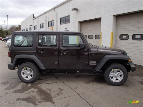 rugged jeep 2013 jeep wrangler unlimited sport 4x4 rugged brown pearl color breeds picture