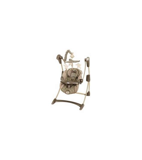 graco silhouette swing graco silhouette swing 1c01ggg in g collection
