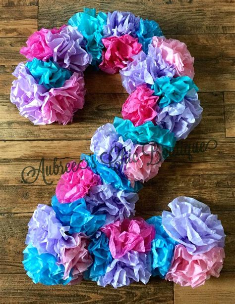 Birthday Decorations With Crepe Paper by Diy Backyard Decorations Best Tissue Paper Ideas D