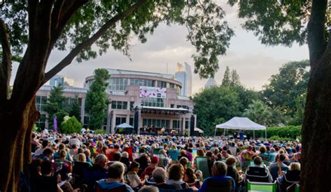 Atlanta Botanical Gardens Concerts by Capture Through The Lens Concerts In The Garden
