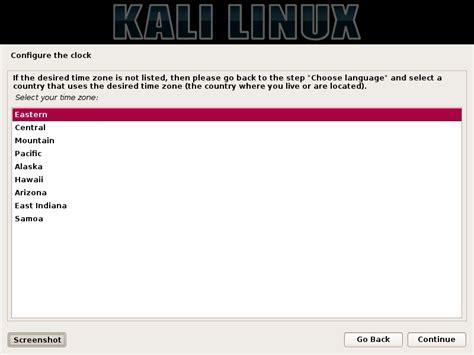 tutorial kali linux lengkap tutorial cara install kali linux 2 0 dual boot dengan
