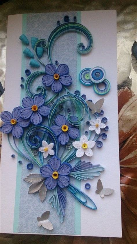 procedure quilling parrot branka mileti all about 17 best images about quilling cards etc on pinterest