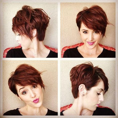 hairstyles while growing out pixie cut how to grow out a short haircut haircuts models ideas