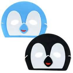 best photos of penguin mask template penguin mask