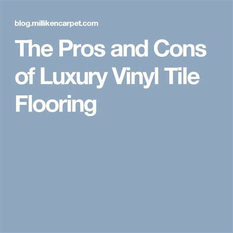 Best 20  Vinyl tile flooring ideas on Pinterest   Tile