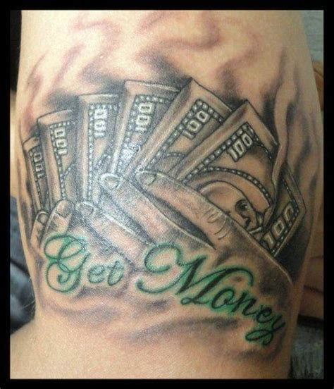 money tattoos for men dollar tattoo ideas for guys