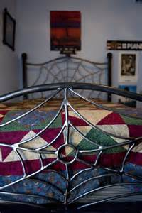 custom made wrought iron bed frame