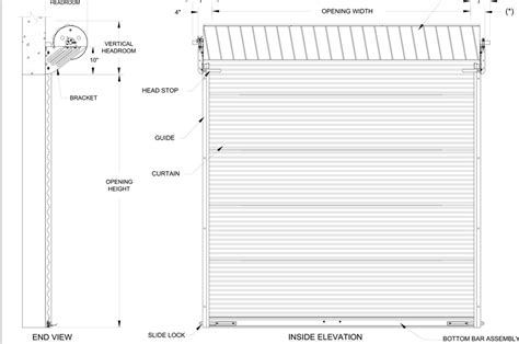 Metal Up And Garage Doors by Rollup Door Size Of Rolling Garage Door Opener Code