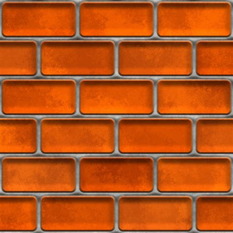 Bathroom Design Online Red Orange Brick Wall Free Stock Photo Public Domain