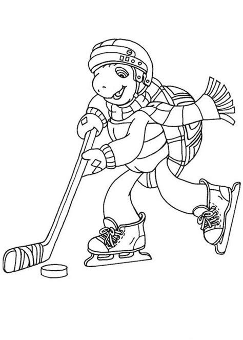 hockey coloring pages printable free free printable hockey coloring pages for kids