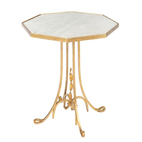 aidan gray table ls gold lund side table by aidan gray