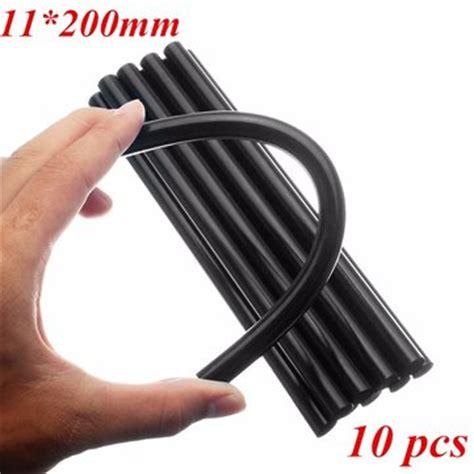 Sale Lem Glue Gun Stik Kecil 10 pcs black glue gun melt stick for glue gun hair extension tool sale banggood sold out