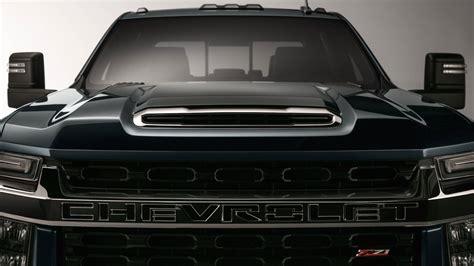Chevrolet Silverado 3500hd 2020 by 2020 Chevrolet Silverado Hd Looks In Teaser