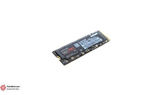 Ssd Samsung 960 Pro Nvme M 2 512gb หน าท 1 samsung 960 pro m 2 1tb nvme pci express 3 0 x4 ssd review vmodtech review