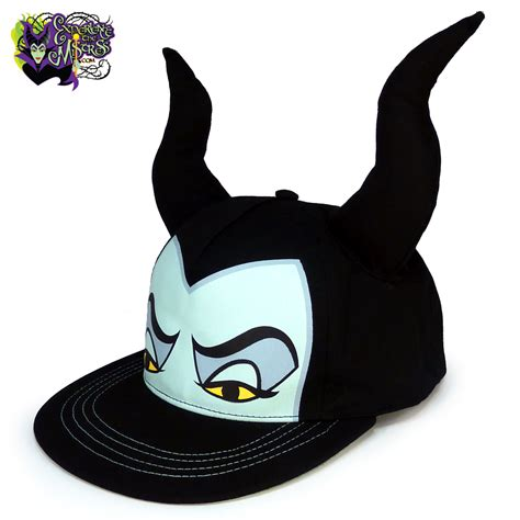 how to make a cap without horns acnl abg accessories disney princess villains baseball cap hat