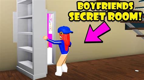 boyfriends secret hidden door   roblox