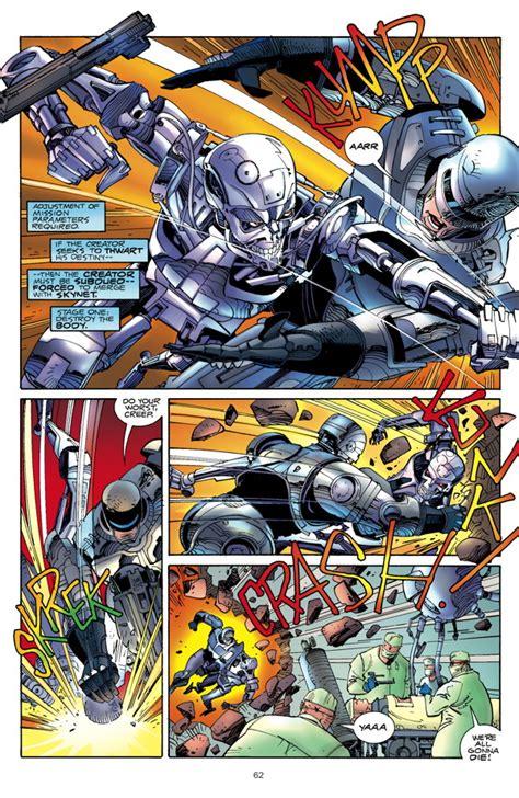 Robocop Graphic 7 look page 5
