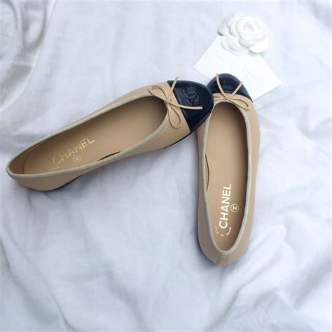chanel flats shoes price chanel ballet flats