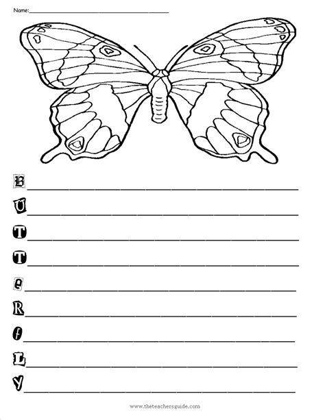 free poem templates free writing and language arts from the s guide