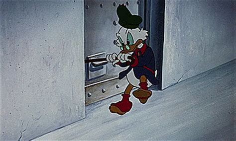 How To Pry A Door Open by Dt Scrooge Mcduck Buys His Way Into Battle By