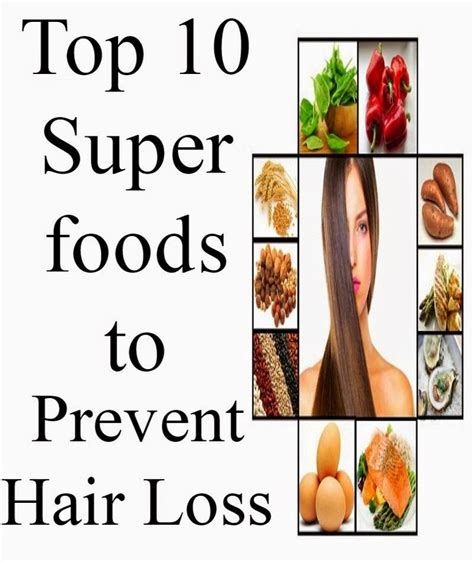 top ten superfoods guide book books top 10 foods to prevent hair loss