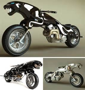 Jaguar Cycle Pictures Concept Motorcycles 20 Bad Bikes To Get Built