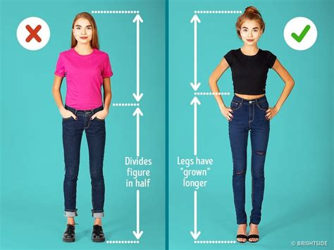 7 Tips On How To Dress Your Age by 7 Tips For To Look Taller And Slimmer