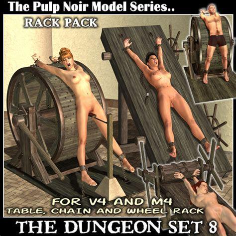 Renderotica Davo S Dungeon Set Rack Pack