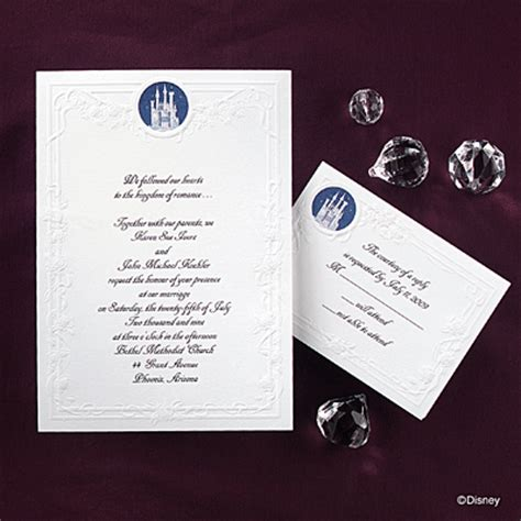 sending wedding invitations to disneyland disneyland wedding dreams disney invitations and disney