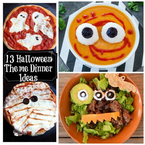 halloween themed dinner 13 healthy halloween themed dinner ideas healthy ideas