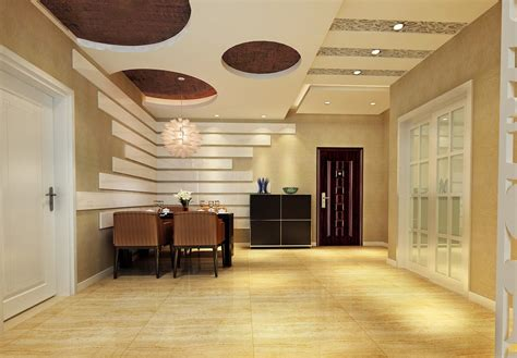 Dining Room Ceiling Decor Modern Dining Room Creative Design Ceilings And Walls
