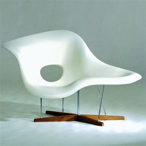 La Chaise by Charles Eames Premium Chair Design Gallerist